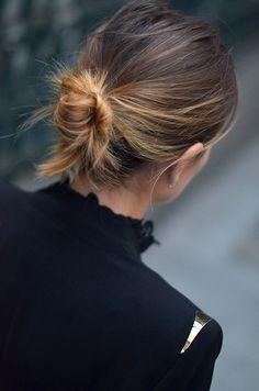 coiffure femme longue