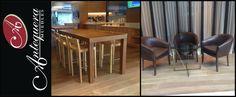 Nuestros muebles en el Hotel Hilton Madero Bs. As.