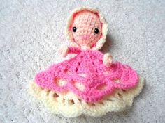 haakpatroon Baby Doll ♥