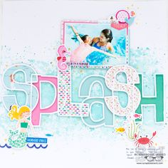 SPLASH - Scrapbook.com