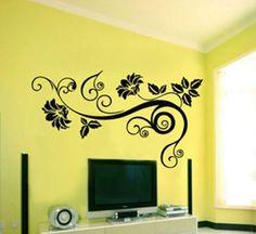 sticker wall decor new for home decoration ideas creative diy art