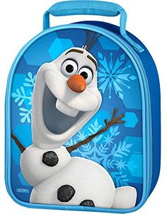 Disney Frozen Olaf Tombstone Novelty Lunch Kit -- This is an Amazon Affiliate link. Click image to review more details.