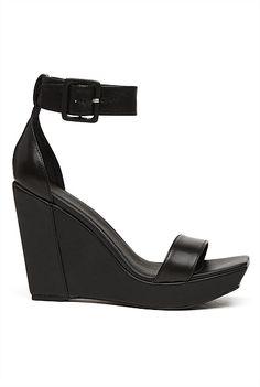 """So stylish » """"Fabiana Wedge"""" from @WITCHERY Fashion #witcherywishlist"""