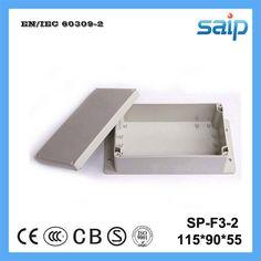 Good Quality ABS Material Waterproof Plastic Enclosure Box 115*90*55(SP-F3-2