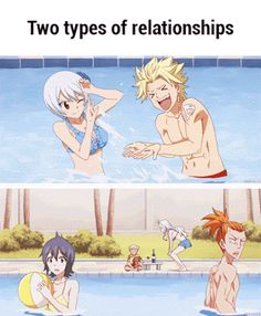 Two Types of relationships