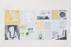 Pages by Rachel DelGrosso featuring the Sunshine Edition and the Midnight Edition.