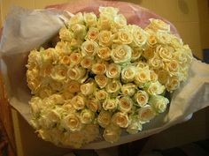 for my wedding boquet