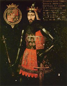 John of Gaunt, Duke of Lancaster son of Edward III of England and Philippa of Hainault. Husband to Blanche of Lancaster, Constance of Castile and Katherine Swynford History Of England, Tudor History, European History, British History, Ancient History, Uk History, Asian History, History Facts, Richard Iii