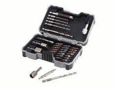 Bosch Professional Metallbohrer- und Bit-Set, 35tlg.