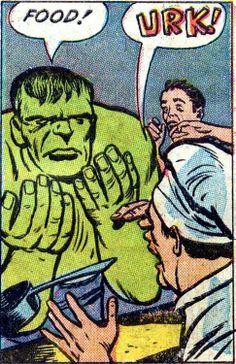 Hulk Hungry!