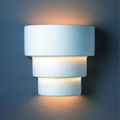Justice Design - 2225 - Small Terrace Sconce