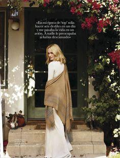 espiritu libre: amber valletta by matt jones for elle spain november 2012