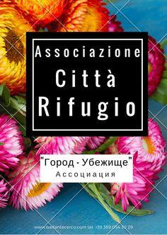 "Associazione Città Rifugio ""Город -Убежище"" Ассоциация www.badante..."