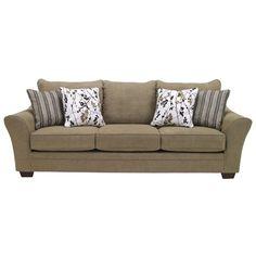 Signature Design by Ashley Mykla - Shitake Contemporary Sofa