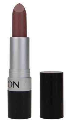 Best Nude Lip for Pigmented Lips! Revlon Matte Lipstick - Mauve it Up www.moderncommonplacebook.com
