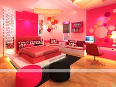 12 Year Old Room Ideas  Innovative Decoration Group Of: Alguien Quiere Un Cuarto Asi? Yo!!! | We Heart It