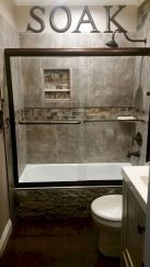 Cool small master bathroom remodel ideas (15)