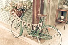 Vintage Props Hire For Weddings and Events with Vintage Style Hire - Site Title Wedding Props, Wedding Hire, Wedding Welcome, Wedding Blog, Wedding Decorations, Bike Decorations, Gown Wedding, Wedding Planning, Wedding Dresses
