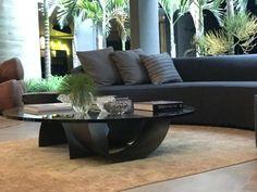 Mesa de centro, Arcos, Ricardo Fasanello, projetos, Interior, design, luxury, contemporaneo, espaço do Chef, casa cor 2017