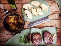 "77 Likes, 5 Comments - Gianjar Saribanon (@gianjar.saribanon) on Instagram: ""Time to serve......bon appetit !! . . @Saux.co #bbqmountainboys #farmerlife #smallfarmer #lunch…"""