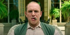 Aside from being entertaining, these top movies are all based off true crimes in history. Check out this post for 30 of the best true crime films. Matt Dillon, Al Capone, Latest Movie Trailers, New Trailers, Tom Hardy, Sean O'connell, Gangster Movies, Crime Film, Film Base