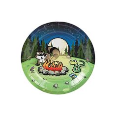 Camp+Adventure+Dessert+Plates+-+OrientalTrading.com