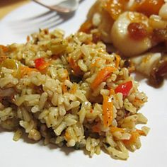 Brown Rice Medley