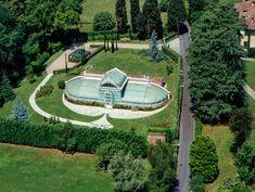 """jardín de invierno"""" es Griante / Cadenabbia."""
