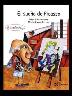 Cuento Spanish Art, Spanish Culture, Guernica, Art Books For Kids, Art For Kids, Teaching Spanish, Teaching Art, Spanish Teacher, Lessons For Kids