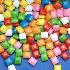 Bubble Gum Bits Candy Ice Cream Topping - 10 lbs. $33