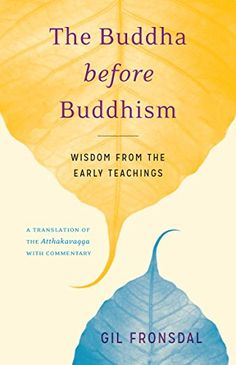 The Buddha before Buddhism Wisdom from the Early Teachings *** BEST VALUE BUY on Amazon