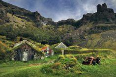 Nupstadur Farm, Iceland
