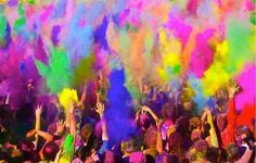 Программа Фестиваля красок Холи 2014 в Киеве