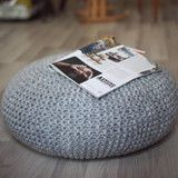 Strickpouf Country