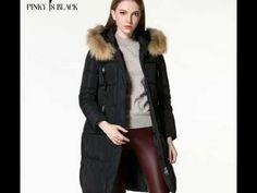 2016 winter jacket women outerwear down cotton-padded jacket long faxu and raccoon fur collar