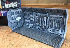 Space Marine 39 s Candy Store Warhammer Warhammer Wood Elves, Warhammer 40k Figures, Warhammer Terrain, Warhammer Models, Warhammer 40k Miniatures, Game Terrain, 40k Terrain, Wargaming Terrain, Warhammer 40000