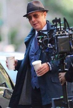 James Spader on Set. James Spader Movies, James Spader Blacklist, The Blacklist, What Is Love, On Set, Movies And Tv Shows, Actors & Actresses, Movie Tv, Characters