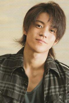 Oguri Shun... OMG I truly love this man