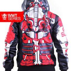 M56SPDEAD-01 / 5060™ by machine56 http://5060.bigcartel.com/  super cool jacket ...
