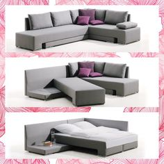 W ant this sofa/bed!!!