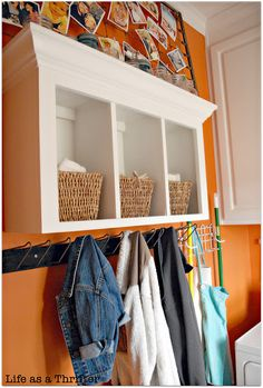 Life as a Thrifter: Laundry Room