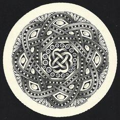 Celtic Zentangle