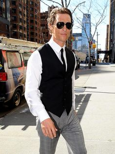MATTHEW MCCONAUGHEY Style PICTURES PHOTOS and IMAGES