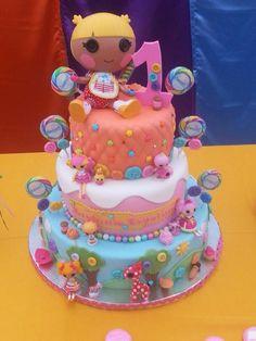 Lallalopsy cake