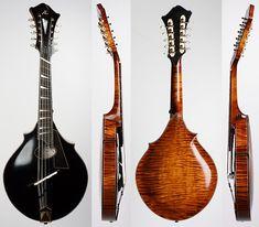 2011 A L Smart Fan Fret Mandolin Mandola with Calton Case Banjo, Violin, Cello, Sound Clips, Music Machine, Film Music Books, Playing Guitar, Musical Instruments, Mandolin