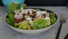Salade printanière – Des recettes à Gogo – Recettes Maison – Simples – Veggies by Gogo