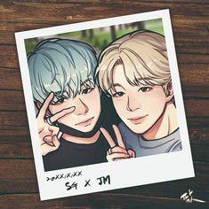 YoonMin FanArt | ★