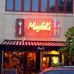 The Other Day My Husband And I Were Once Again Debating Where To Eat Lunch While Walking Downtown Asheville Nc When We Spotted Mayfel S