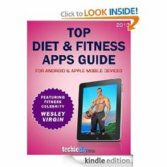 Top Diet and Fitness Apps Guide [Kindle Edition]