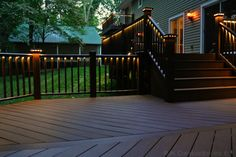 Tiered Decks Design Ideas, Pictures, Remodel, and Decor - page 3